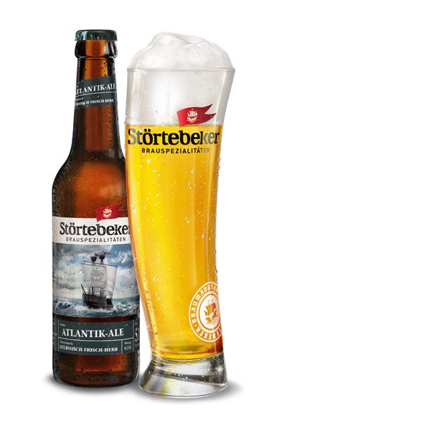 Störtebeker Atlantik Ale (Störtebeker)