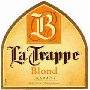 La Trappe Blonde (La Trappe Trappist)