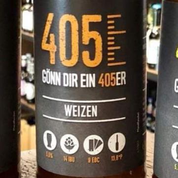 405er Weizen (405er Brauerei)