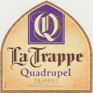 Quadrupel (La Trappe Trappist)