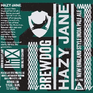 Hazy Jane (BrewDog)