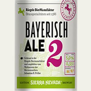 Bayerisch Ale 2 (Brauhaus Riegele x Sierra Nevada)