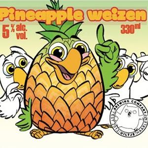 Pineapple Weizen (Uiltje Brewing & Co.)