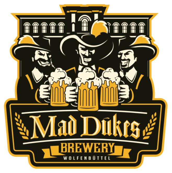 Wolfenbüttler Pale Ale (Mad Dukes Brewery)