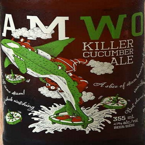 Killer Cucumber Ale (Steamworks Brewing Co.)