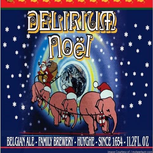 Delirium Noël (Brouwerij Huyghe)