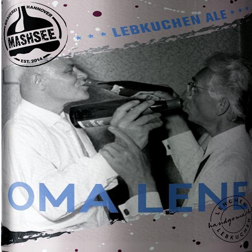 OMA LENE - Lebkuchen Ale (Mashsee Brauerei)