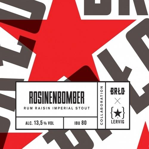 Rosinenbomber (BRLO x Lervig)