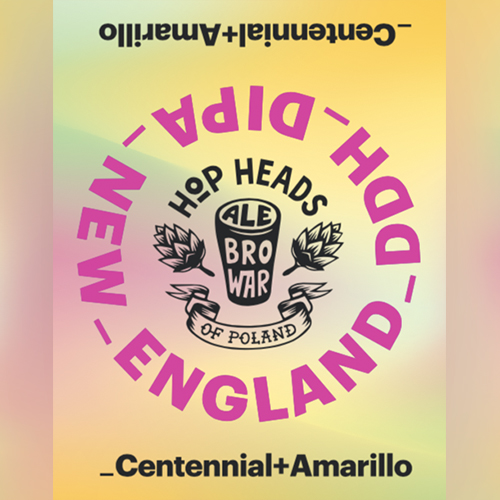 New England DIPA Centenial + Amarillo (AleBrowar)
