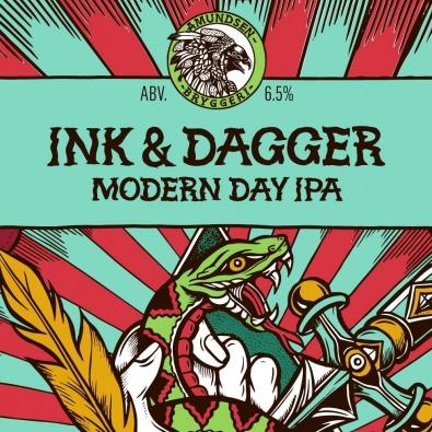 Ink & Dagger (Amundsen)