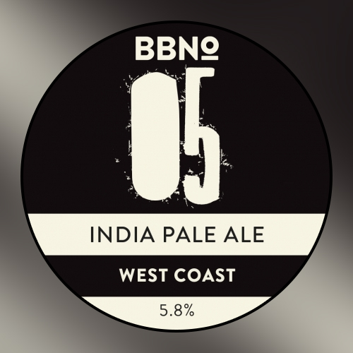 05 |India Pale Ale Idaho 7 & Azacca (Brew By Numbers)