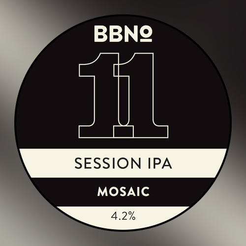 11 | Session IPA Mosaic (Brew By Numbers)