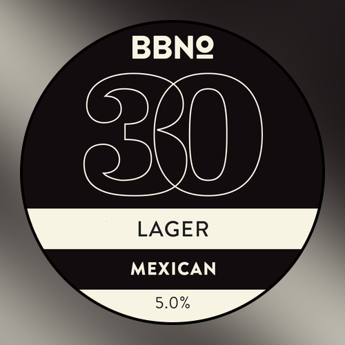 30 | Lager-Mexican (Brew By Numbers)
