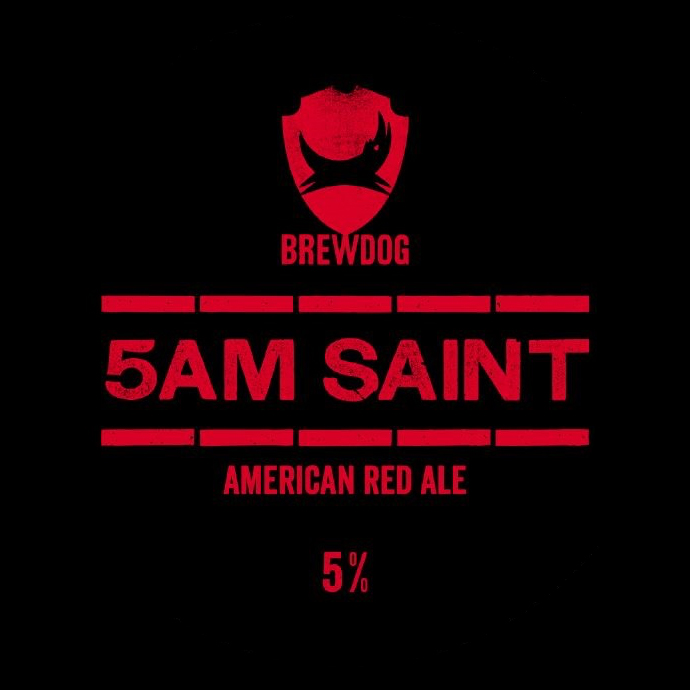 5 AM Saint (BrewDog)