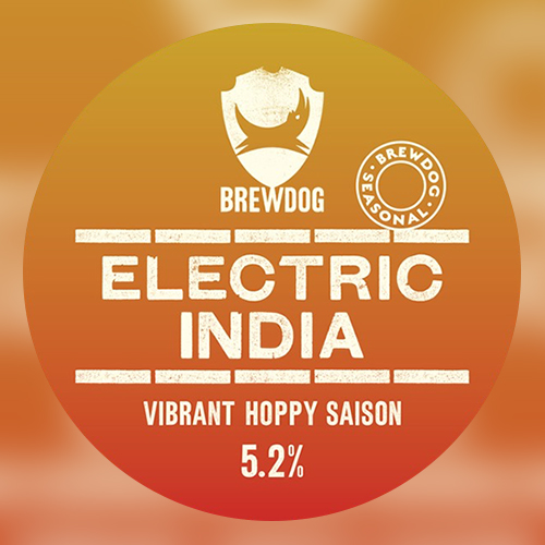 Electric India (BrewDog)