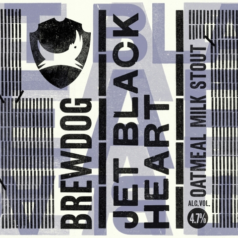 Jet Black Heart (BrewDog)
