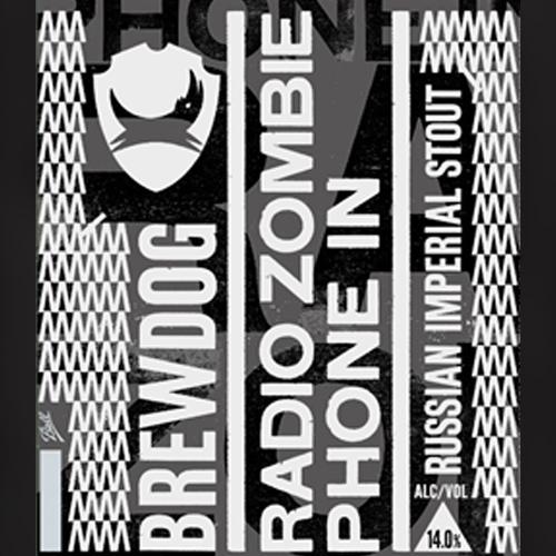 Radio Zombie  (Brewdog)