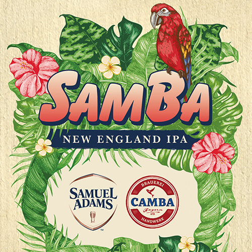 Samba (Camba Bavaria/ Samuel Adams)