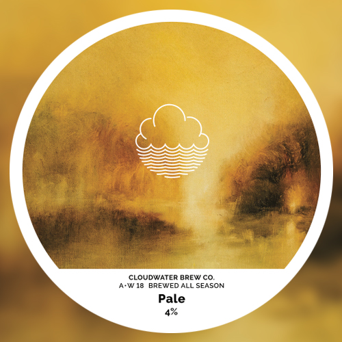 A•W18 Brewed All Season Pale (Cloudwater)