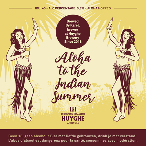 Aloha To The Summer (De Hyghe)