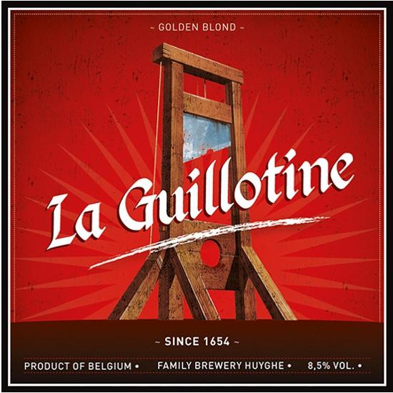 La Guillotine (Brouwerij Huyghe)