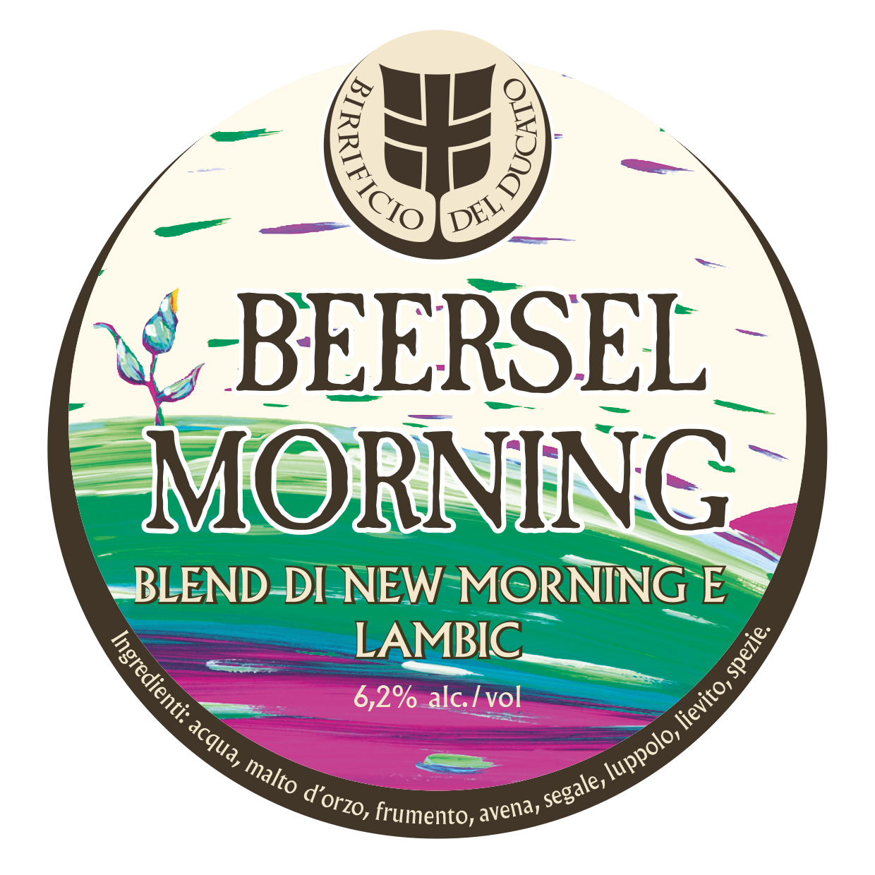 Beersel Morning (Birrificio Del Ducato)