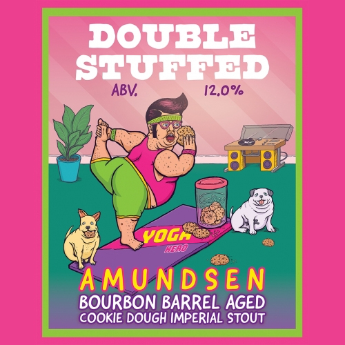 Double Stuffed Bourbon BA (Amundsen)