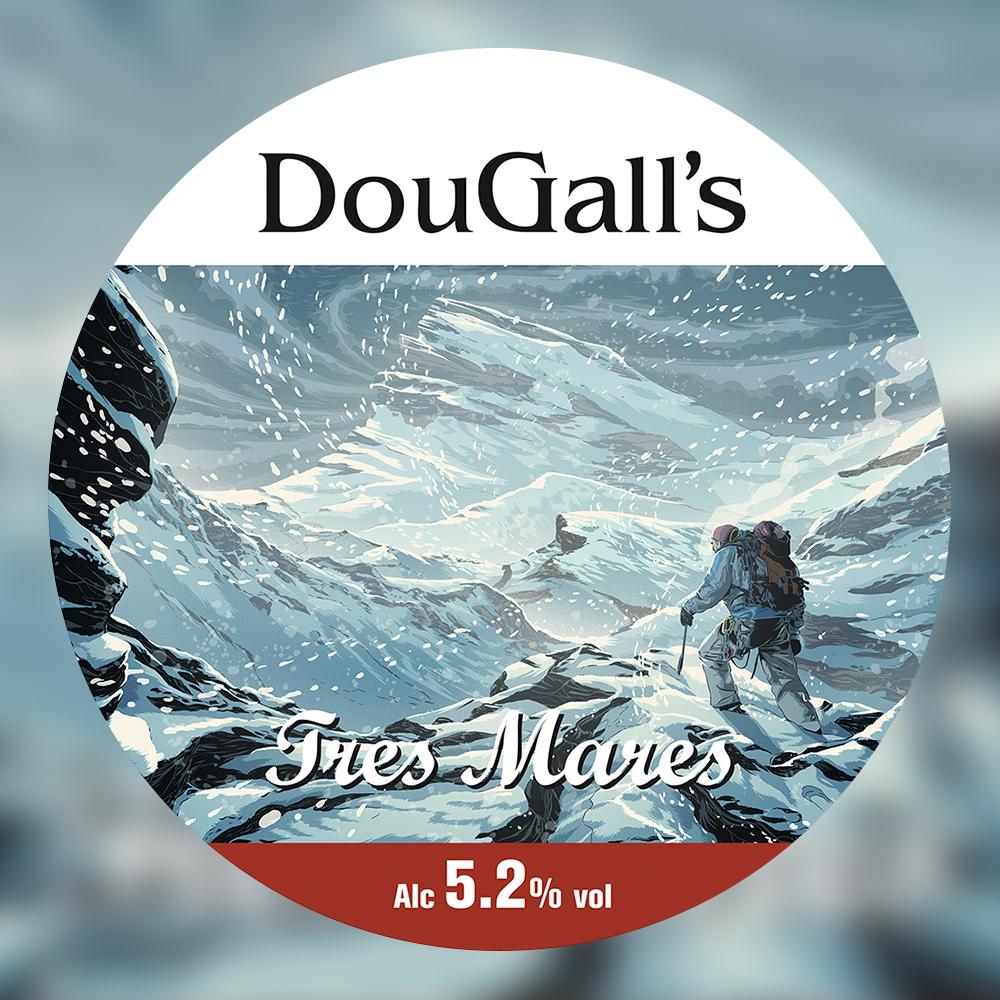 Tres Mares (Cerveza Dougall´s)