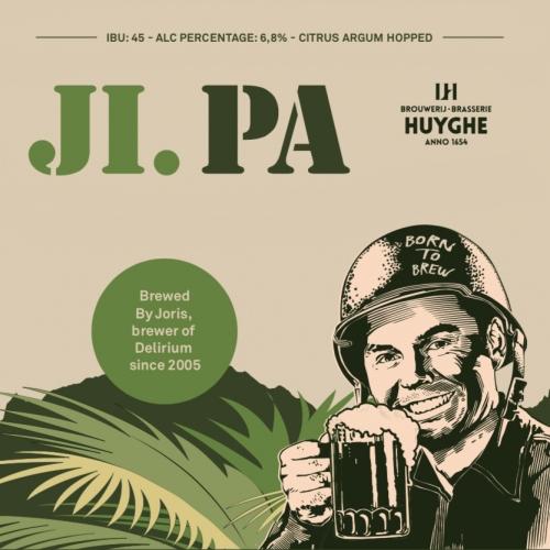 JI.PA (Brouwerij Huyghe)