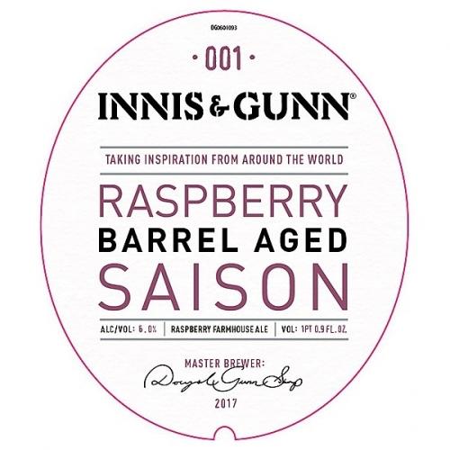 Raspberry Saison (Innis & Gunn)
