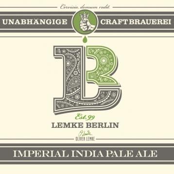 Imperial IPA (Brauhaus Lemke)