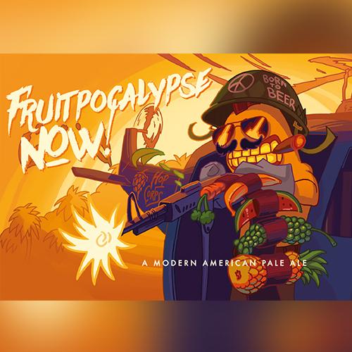 Fruitpocalypse Now! (Lobik Brewery)