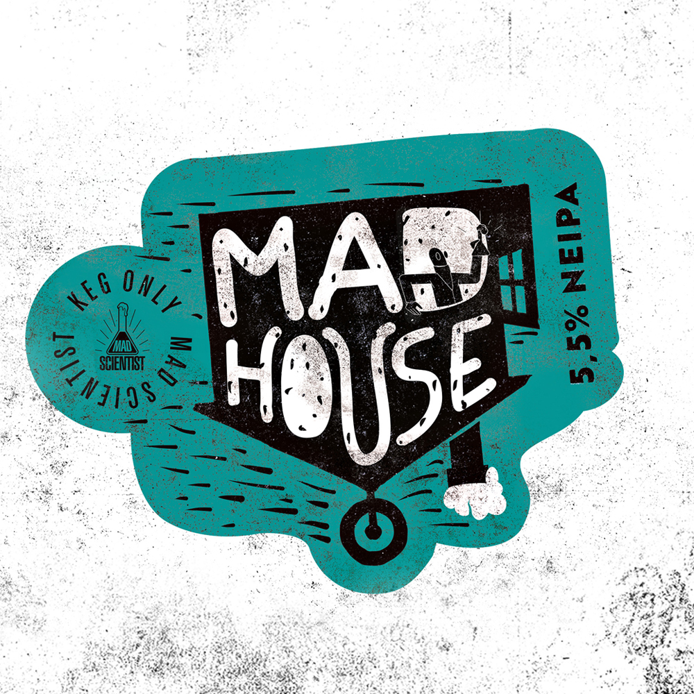 Mad House (Mad Scientist)