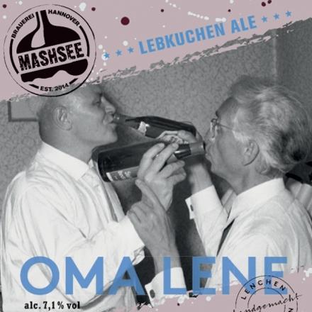OMA LENE (Mashsee Brauerei)