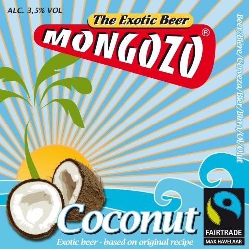 Mongozo Coconut (Brouwerij L. Huyghe )