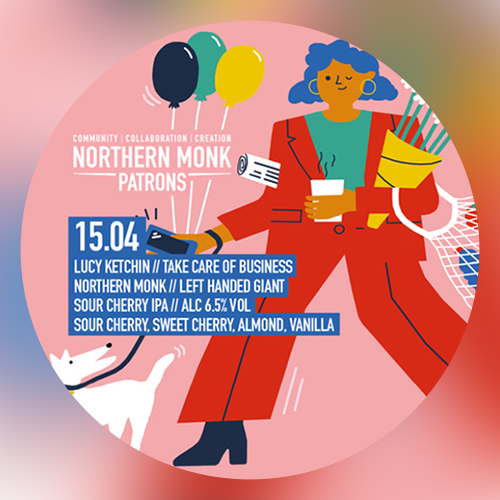 Patrons Project 15.04 // Take Care Of Business (Northern Monk)