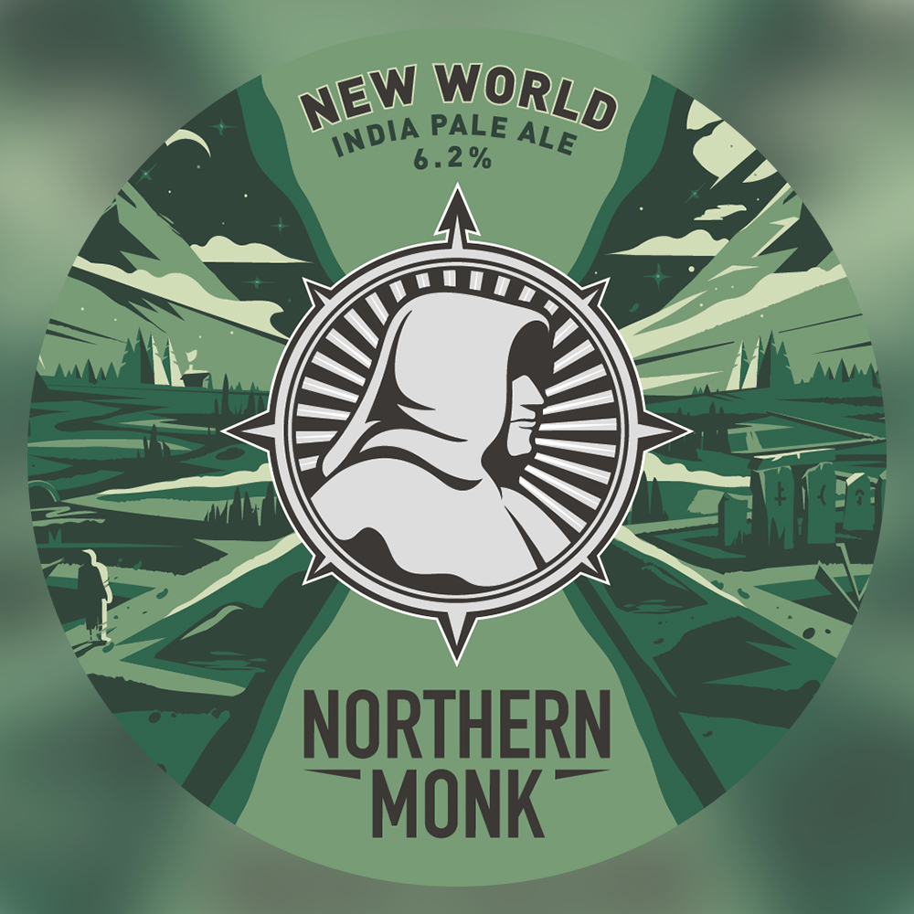 New World IPA (Northern Monk)