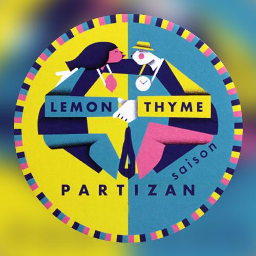Saison Lemon & Thyme (Partizan)
