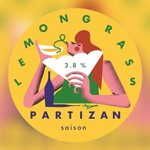 Saison Lemongrass (Partizan)