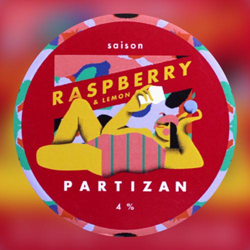 Saison Raspberry & Lemon (Partizan)