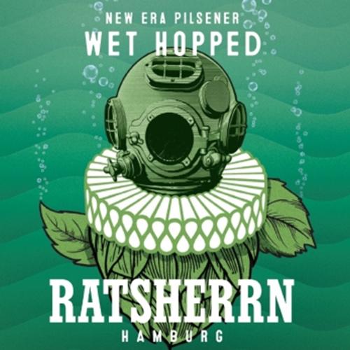 New Era Pils Wet Hopped (Ratsherrn)