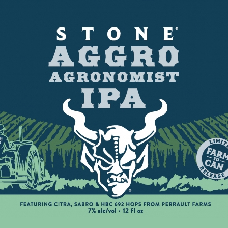 Aggro Agronomist (Stone Brewing Co.)