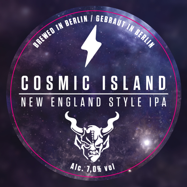 Cosmic Island (Stone Brewing x Garage Beer Co./Spanien)