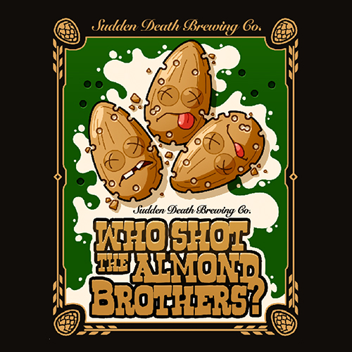 Who shot the Almond Brothers (Sudden Death)