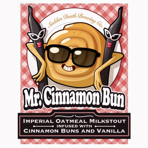 Mr. Cinnamon Bun (Sudden Death)