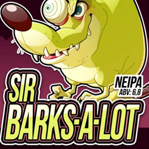 Sir Barks-A-Lot (Sudden Death)