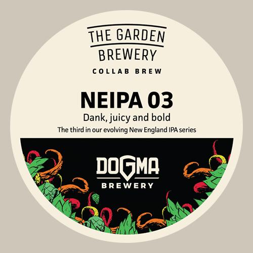 NEIPA 03 (The Garden x Dogma)