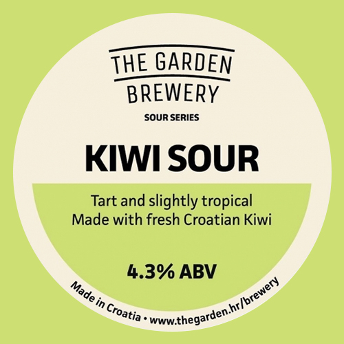 Kiwi Sour (Garden Brewery)