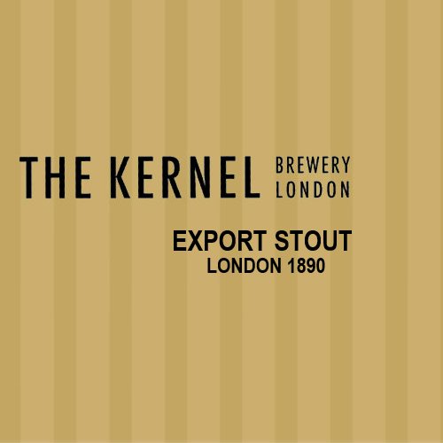 Export Stout London 1890 (The Kernel Brewery)