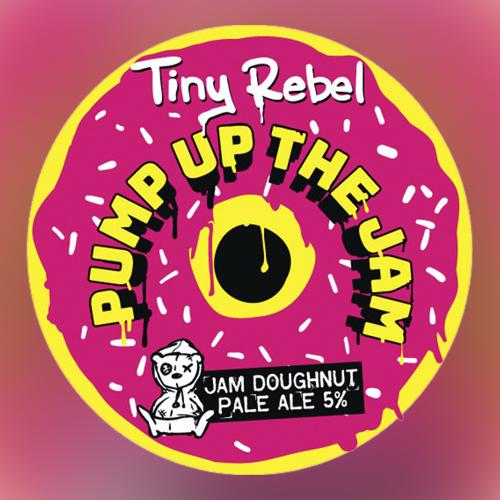 Pump Up The Jam (Tiny Rebel)